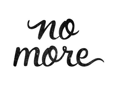 no-more